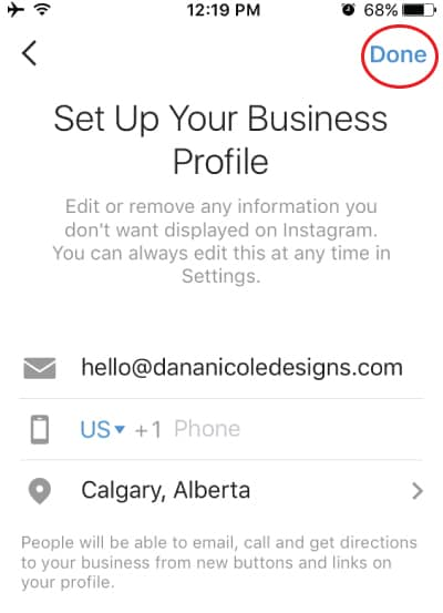 03bff35cb2 7 Easy Steps to Start a Blog on Instagram (No Website Needed)